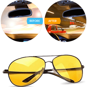 lunette vision nocturne clearview